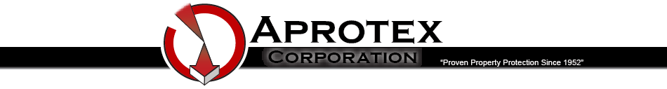 Aprotex Proven Property Protection Since 1952